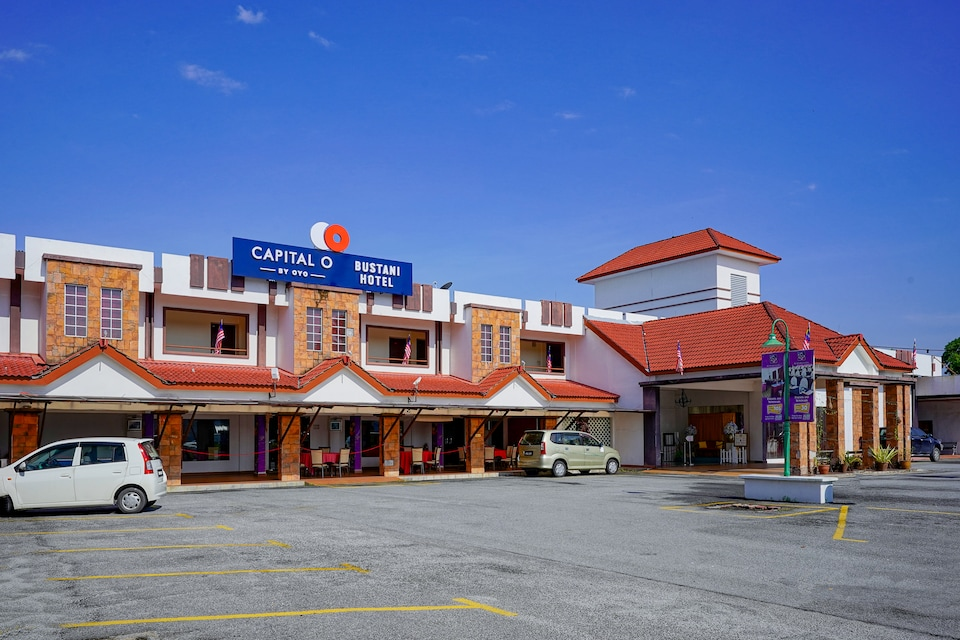Capital O 89658 Bustani Hotel
