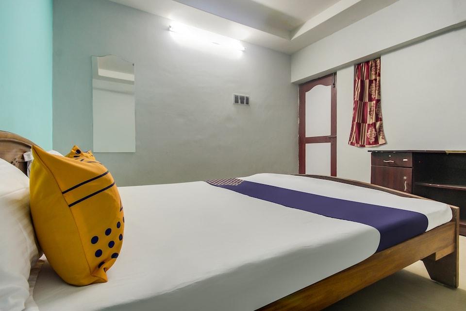 SPOT ON 66346 Raahila Lodge, Kumbakonam, Kumbakonam