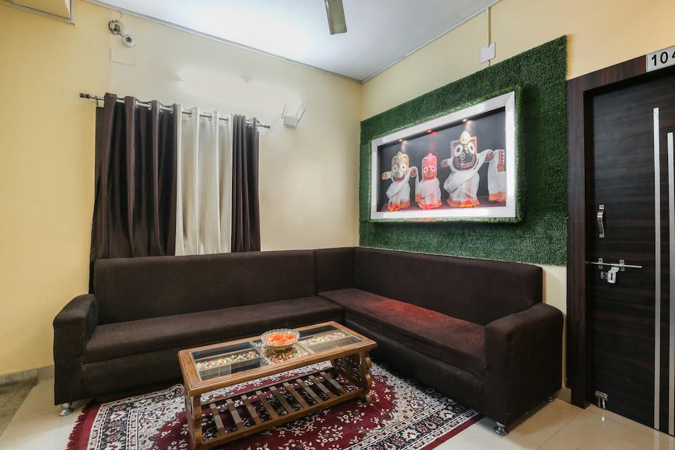 OYO Home 66550 Peaceful Stay,Near Damana Chak, BBSR
