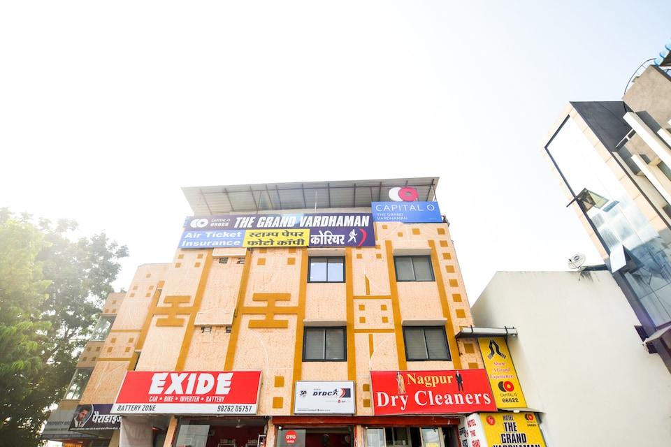 OYO 66622 The Grand Vardhaman, Vijay Nagar Indore, Indore