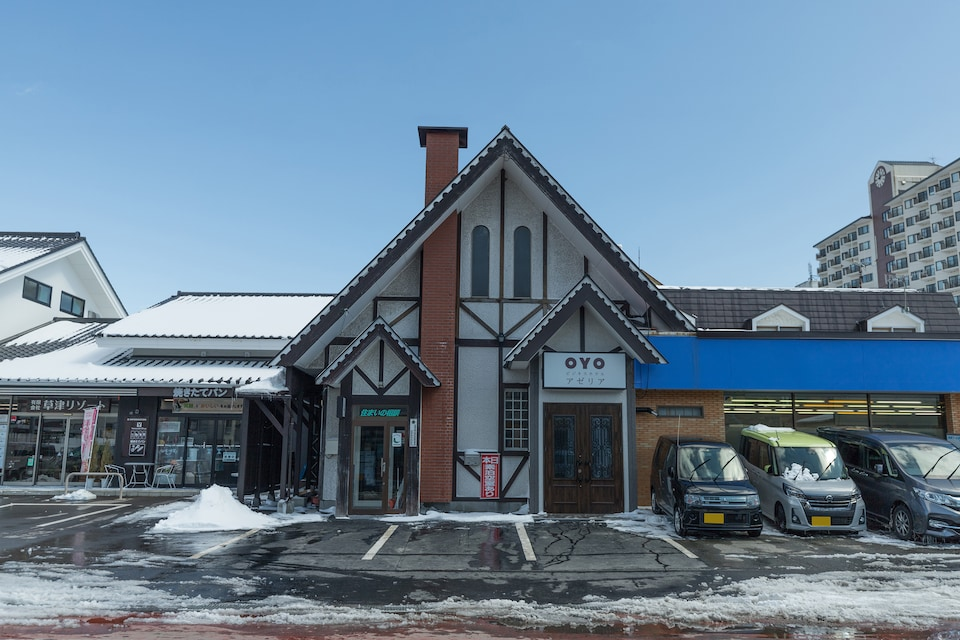 OYO Business Hotel Azalea Gunma Kusatsu
