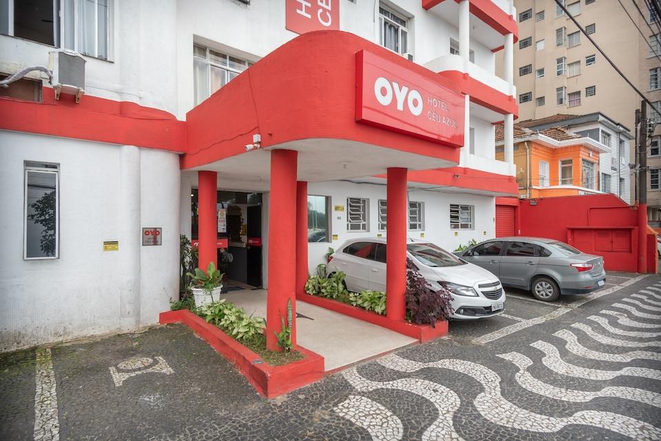 OYO Hotel Céu Azul, BR_SP_São Vicente_1, São Vicente