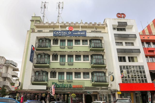 Capital O 89695 Planters Hotel