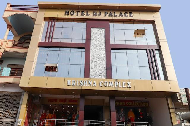 OYO 67311 Hotel R.J Palace