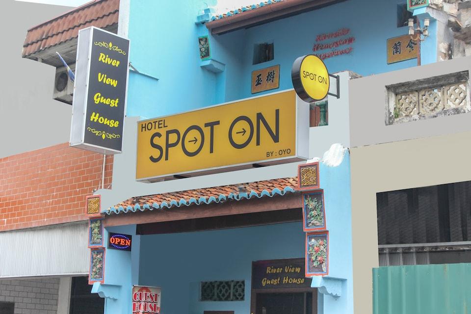SPOT ON 89707 River View Guest House, Melaka Raya, Melaka City