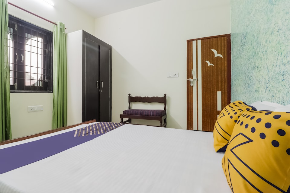 SPOT ON 67818 Hotel Ramad Sthal