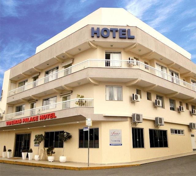 OYO Videiras Palace Hotel