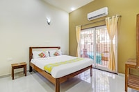 OYO Home 68810 Peaceful 1bhk Parra