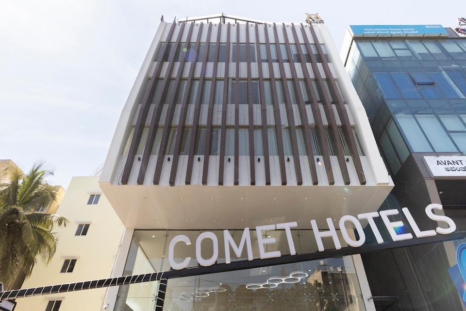 Capital O 68851 Comet Hotels