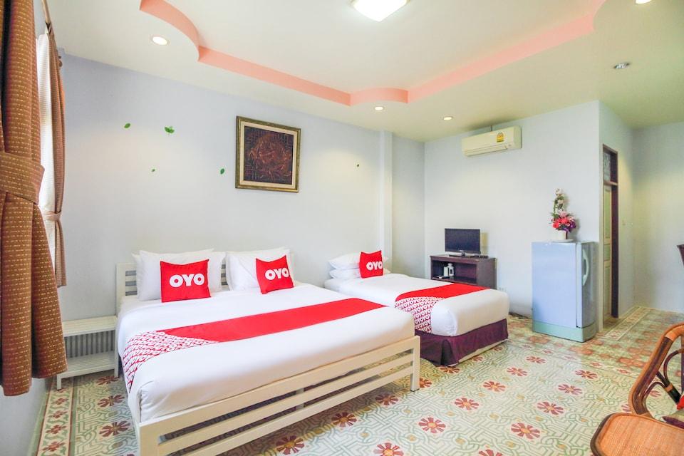 OYO 606 Baan Suansabai Pleanpanmai Resort Amphawa