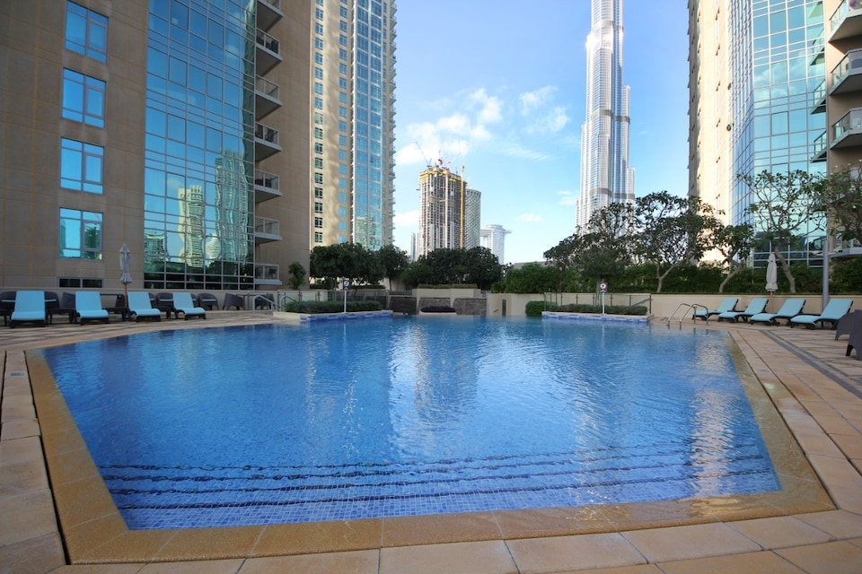 OYO 454 Home Burj Villa, 1BHK, Downtown
