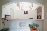 Capital O Jardines de Luz