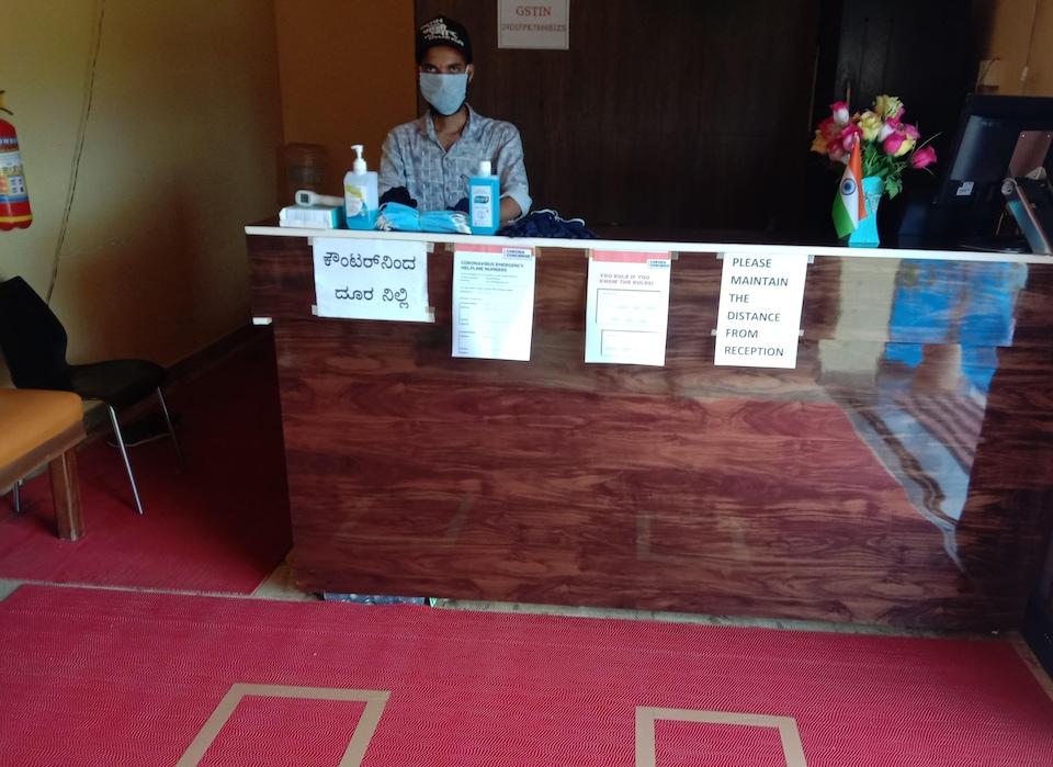 OYO 69489 Ayodhya Lodge, Manipal, Udupi-Manipal