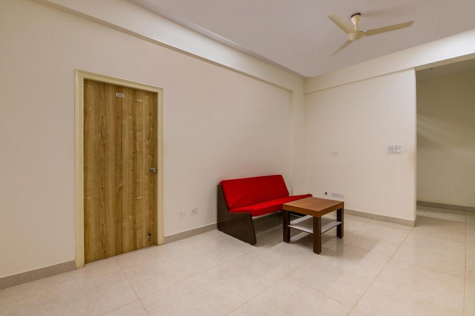 OYO 69694 Sagar Comforts, Airport Road Bangalore, Bangalore