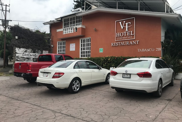 Capital O Vf Hotel