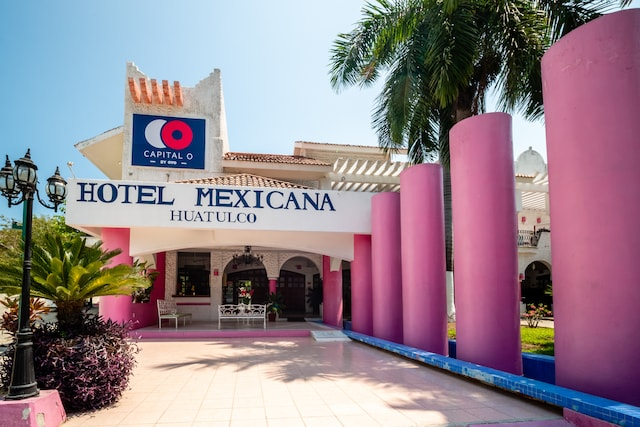 Capital O Hotel Mexicana Huatulco