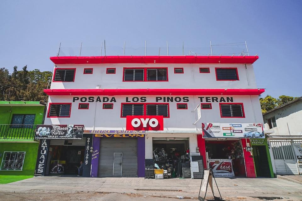 OYO Hotel Posada Los Pinos