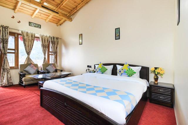 OYO Home 70024 Elegant Cottage Bhowali Nanital