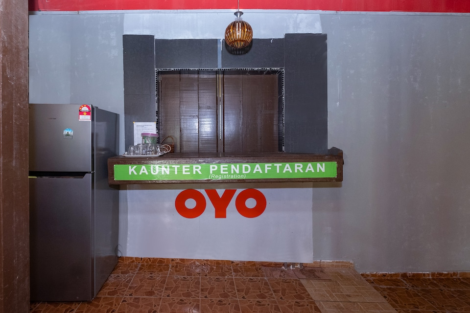 OYO 89921 Motel New Bay Sg. Lembing