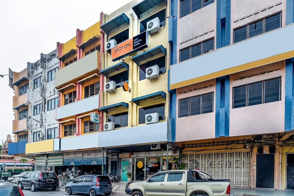 SPOT ON 89926 City Hostel Ipoh