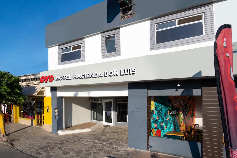 OYO  Hotel Hacienda Don Luis, Playas de Rosarito, BCN, Playas de Rosarito