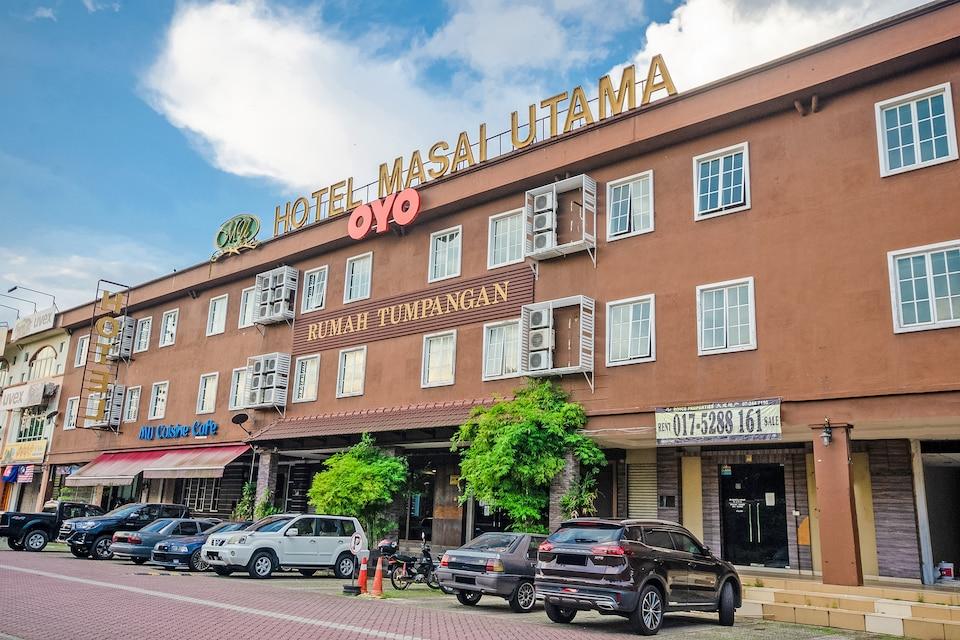 OYO 89948 Hotel Masai Utama