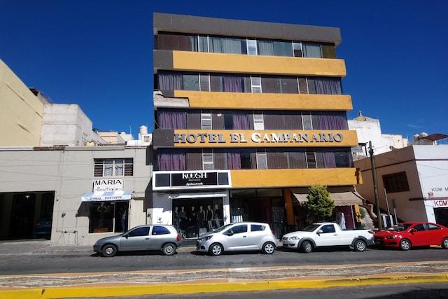 OYO Hotel El Campanario