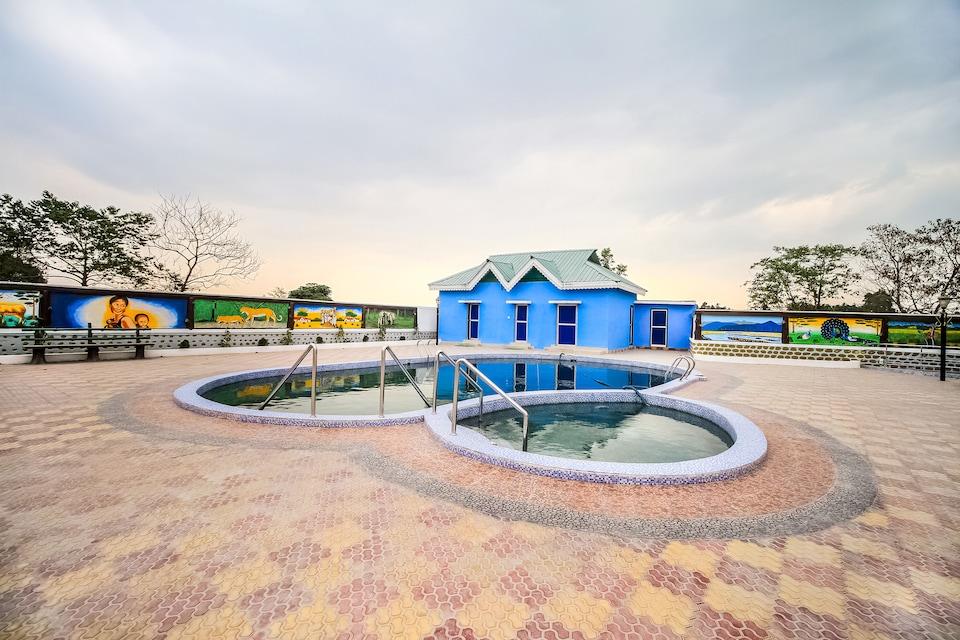 CAPITAL O70535 Resort Chilapata Green