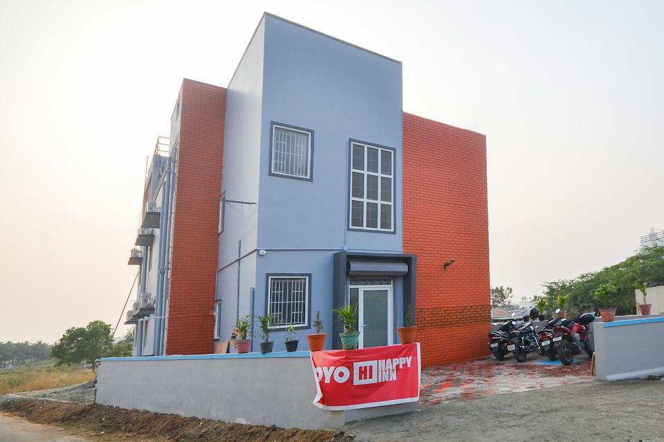 OYO 70546 Happy Inn, Railway Station Coimbatore, Coimbatore