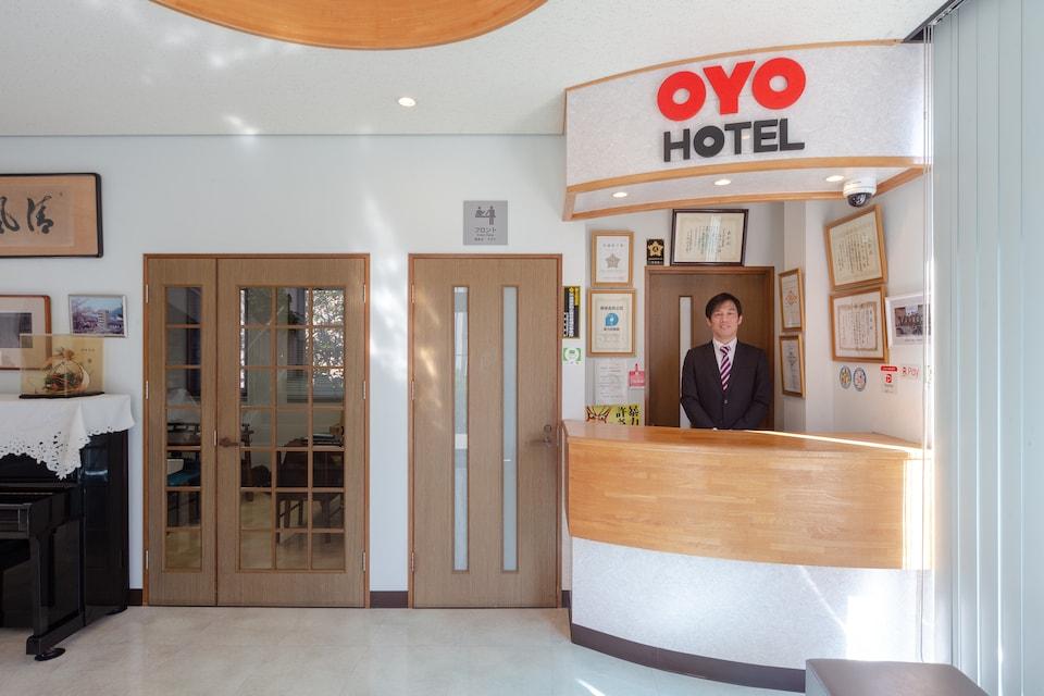 OYO Business Hotel Fujiya