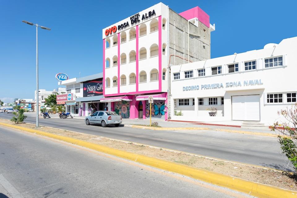Oyo Hotel Rosa del Alba