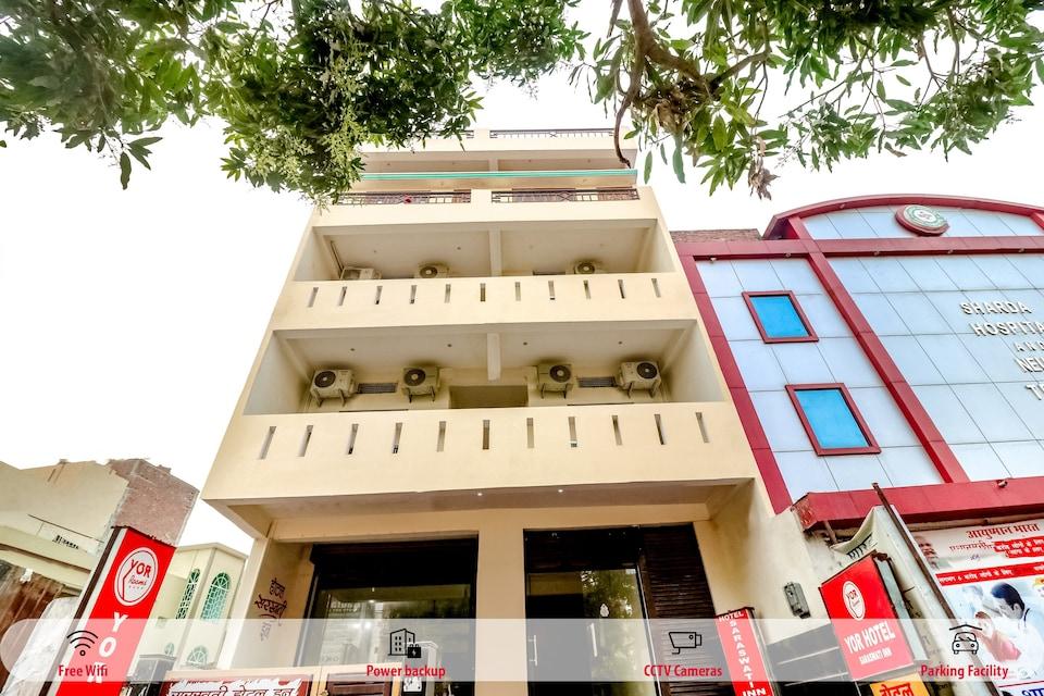OYO 71029 Hotel Saraswati Inn