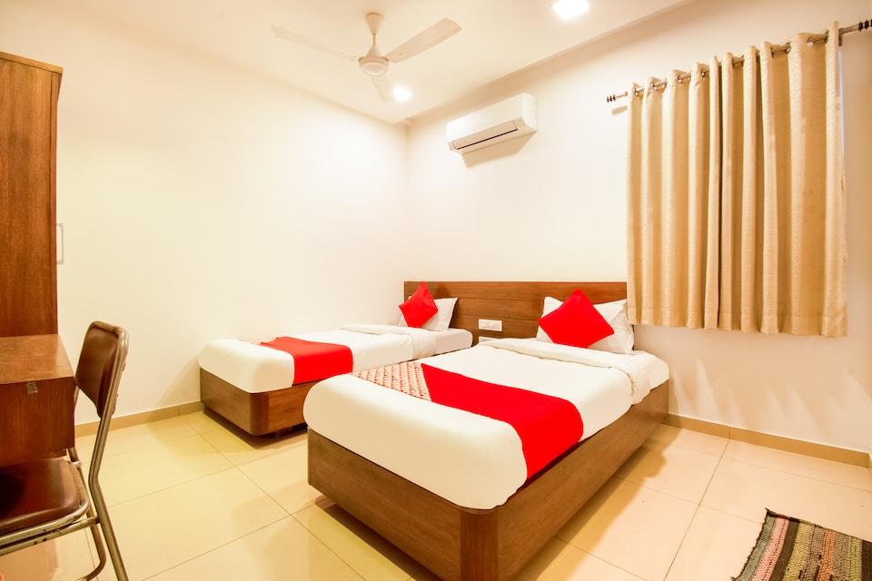 OYO 71039 Vasudha Residency