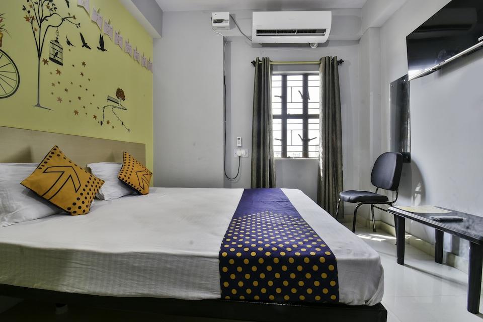 SPOT ON 71046 Hotel Glad, Bailey Road, Patna