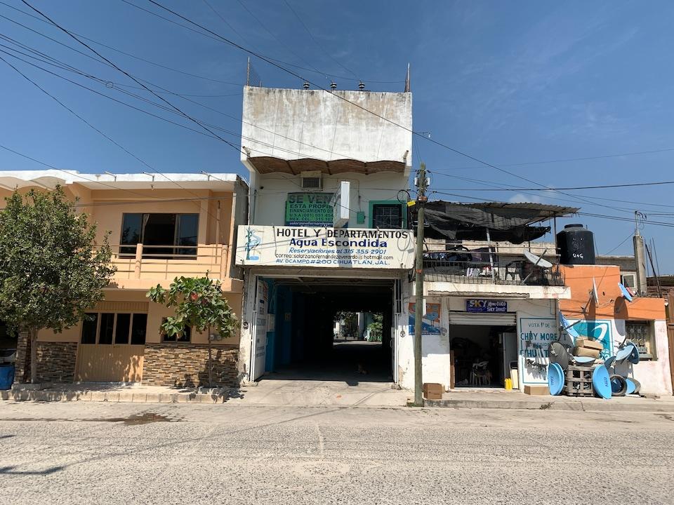 OYO Hotel Posada Agua Escondida