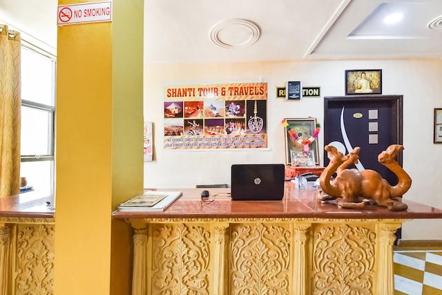 OYO 71388 Hotel Shanti Plaza
