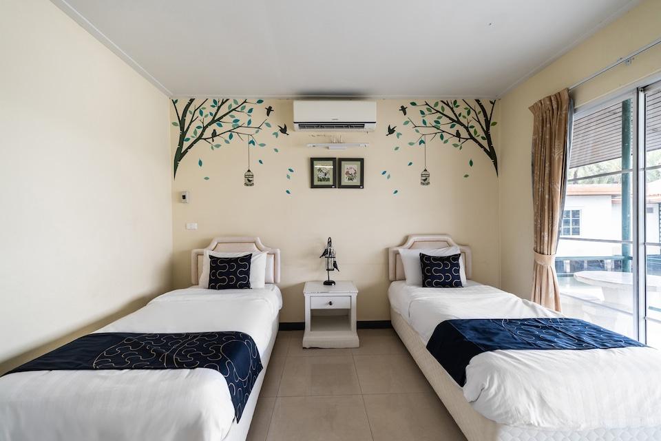 CAPITAL O805 Suan Palm Farm Nok Resort