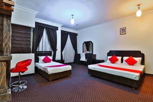 OYO 446 Mas Hotel