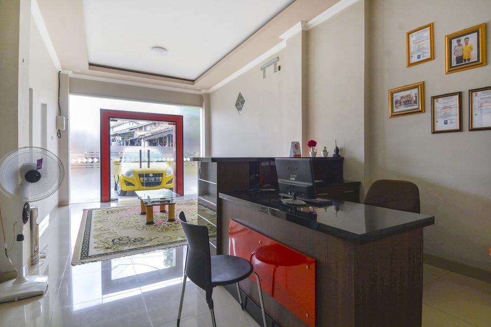 OYO 3232 Rd Kost, Kemuning, Palembang