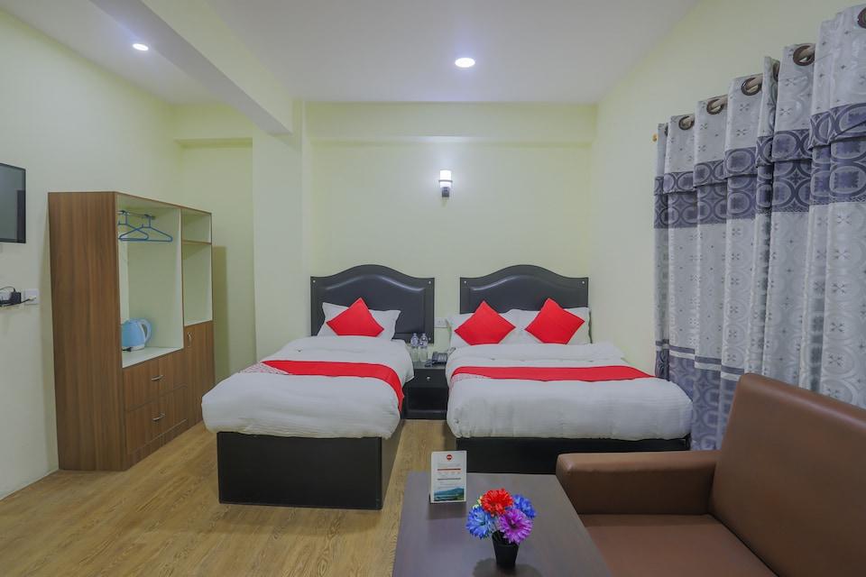 OYO 784 Hotel Dhanlaxmi Pvt. Ltd.