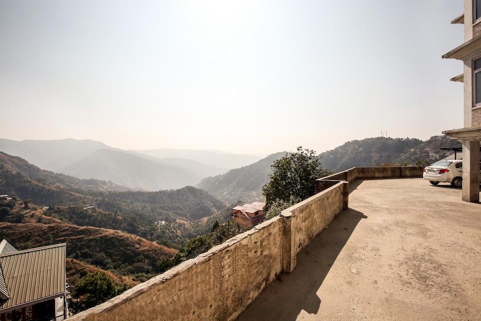 10090 Duplex Hill View 4BHK