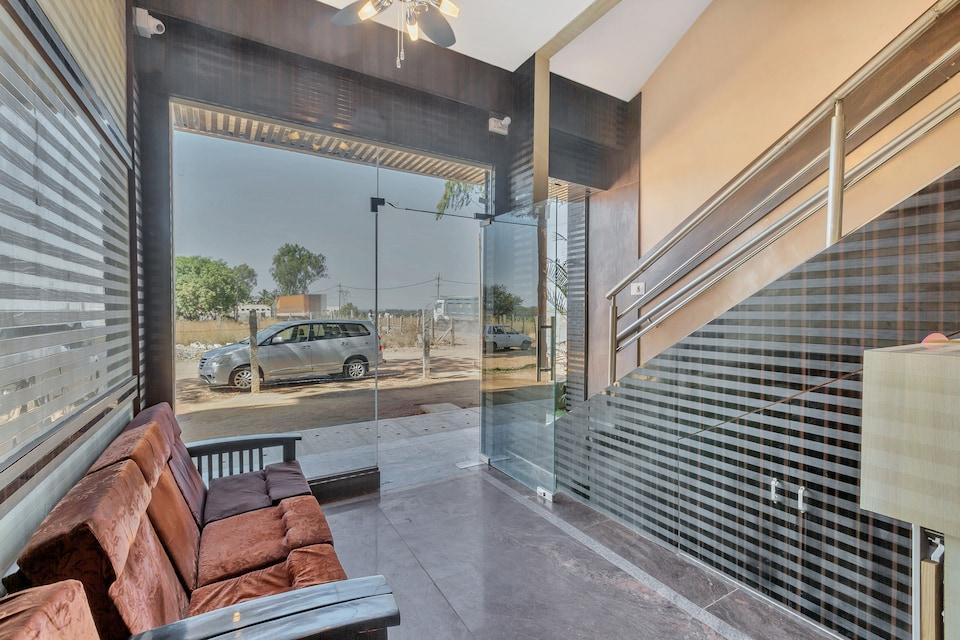 Spandana Residency