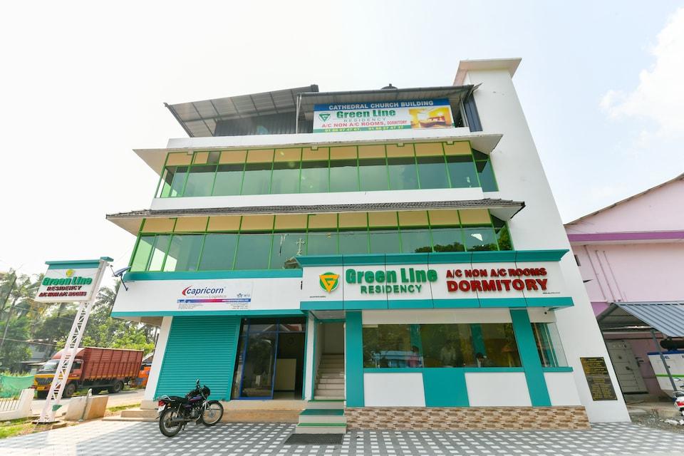 Green Line Residency