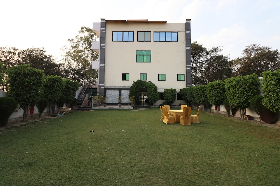 Hotel Mj Palace