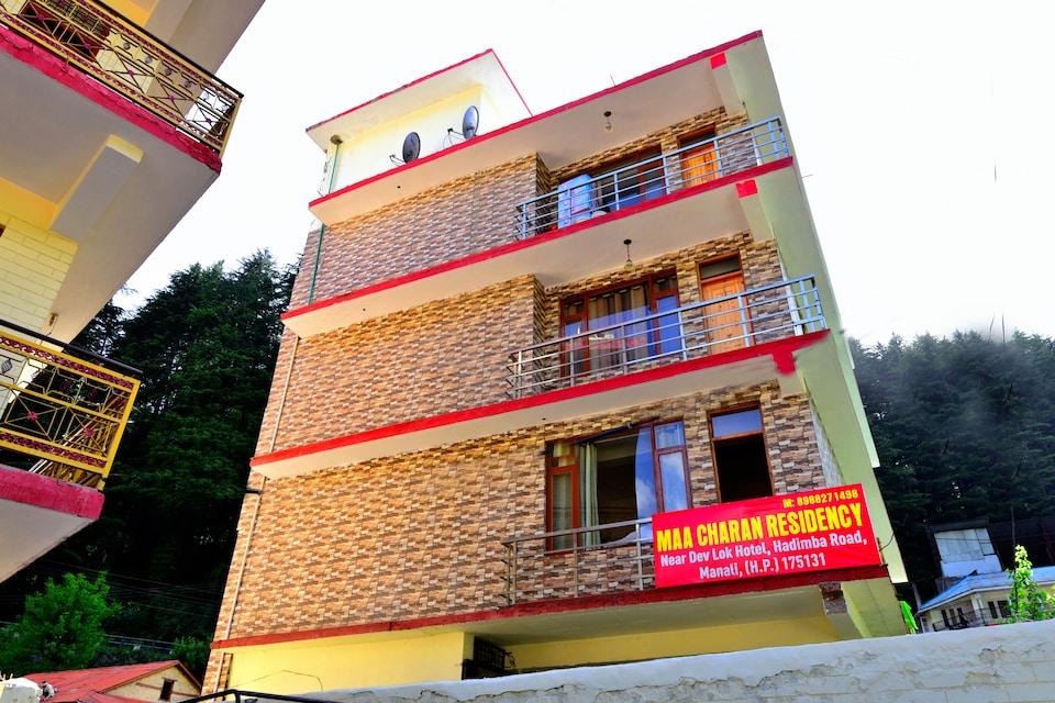 Maa Charan Residency